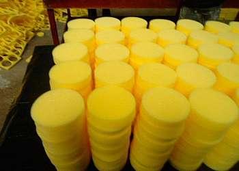 Distribuidor de molde para injeção de poliuretano
