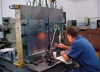 Fabrica de molde para injeção