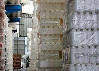 Frascos plásticos para remédios