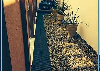 Grelha para escoamento de água pluvial