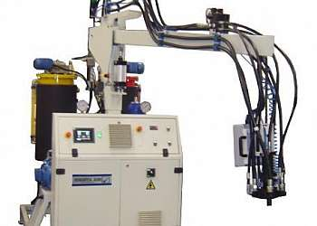 Máquina injetora para plastico