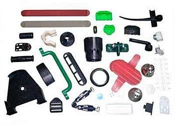 Serviço de injeção de peças plásticas